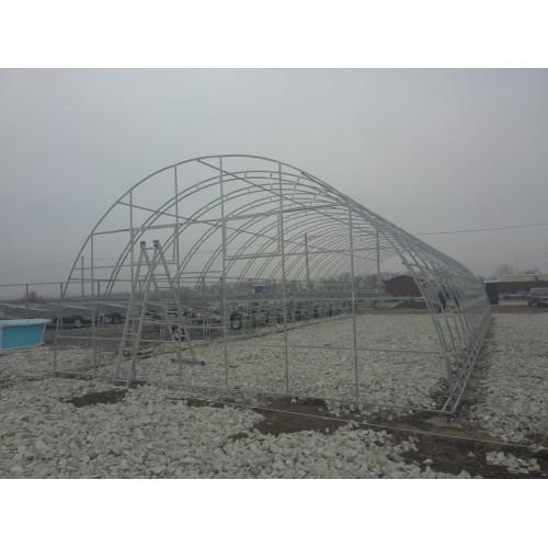 Теплица ФЕРМЕР 7,5х32 м от производителя Казак-Маркет