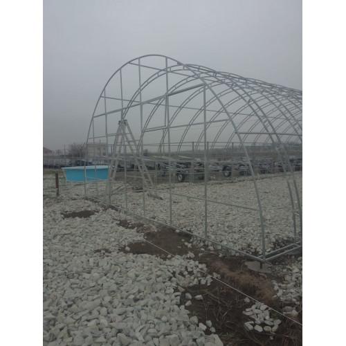 Теплица ФЕРМЕР 7,5х20 м от производителя Казак-Маркет
