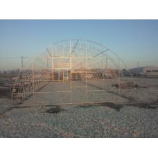 Теплица Фермер 7,5х14 м