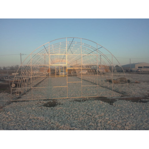Теплица ФЕРМЕР 7,5х38 м от производителя Казак-Маркет