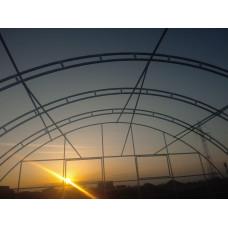 Теплица Фермер 7,5х38 м