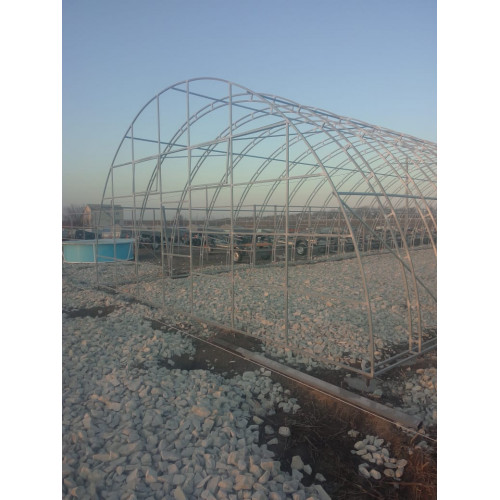 Теплица ФЕРМЕР 7,5х24 м от производителя Казак-Маркет