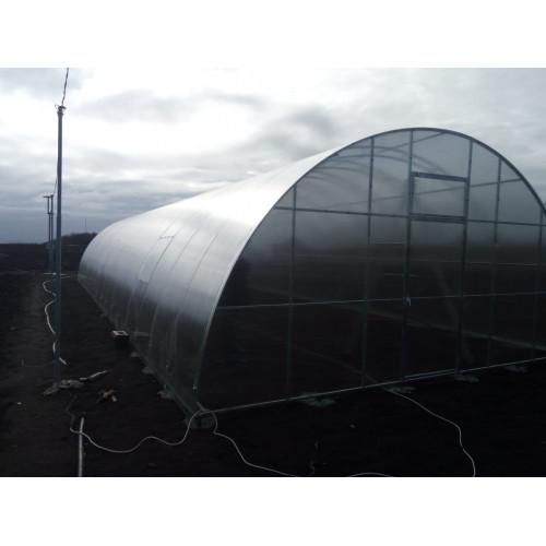Теплица ФЕРМЕР 6х12 м от производителя Казак-Маркет
