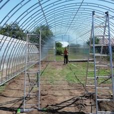 Теплица Фермер 7,5х10 м