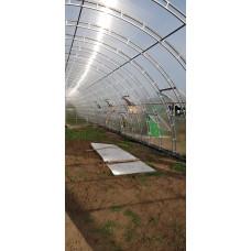 Теплица Фермер 7,5х30 м