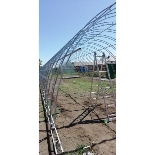 Теплица ФЕРМЕР 7,5х14 м от производителя Казак-Маркет
